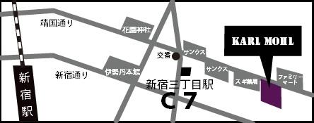 カールモール地図